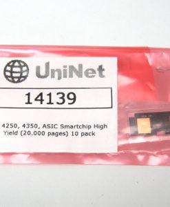 SMARTCHIP HP 4250, 4350